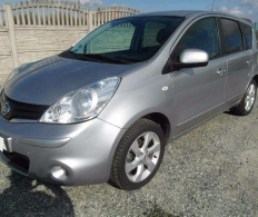 Nissan Note 2009-2013